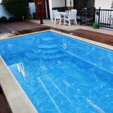 GFK Pool Modell California 5