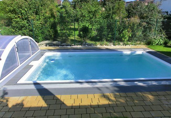 GFK Pool Modell California 1