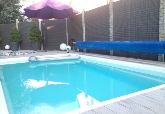 GFK Pool Modell California 4