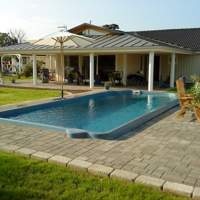 Fertig poolbecken free gfk fertig fertig pool modell california with fertig poolbecken gfk set - Pool wanne kunststoff ...